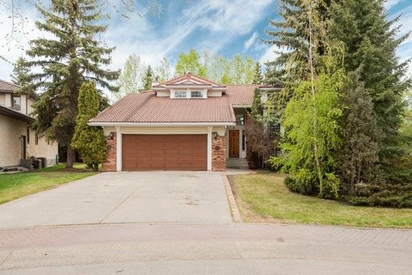 4 West Point Wynd, Edmonton, AB T5T 4W1 (#E4158593) :: David St. Jean Real Estate Group