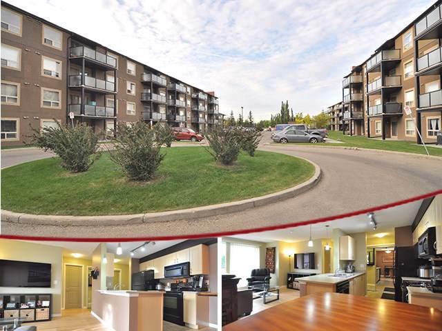 #215 13908 136 Street, Edmonton, AB T6V 1Y4 (#E4173864) :: The Foundry Real Estate Company