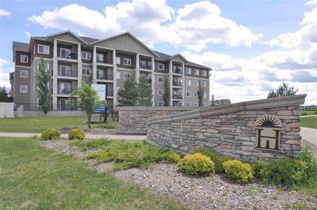 409 105 West Haven Drive, Leduc, AB T9E 0J3 (#E4173896) :: The Foundry Real Estate Company