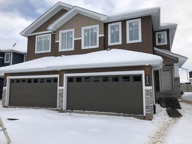 856 Ebbers Way, Edmonton, AB T5Y 3T7 (#E4176136) :: Initia Real Estate