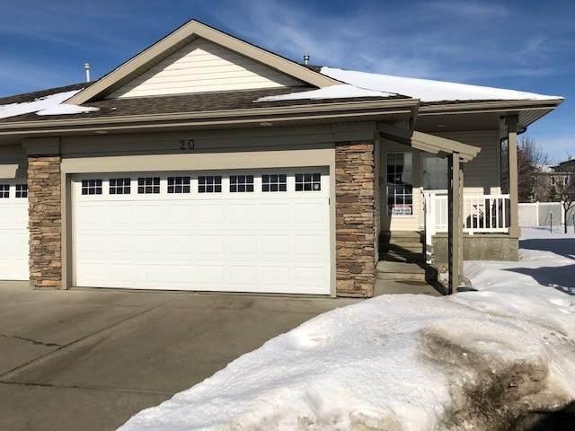 20 17603 99 Street, Edmonton, AB T5X 6B9 (#E4189147) :: Initia Real Estate