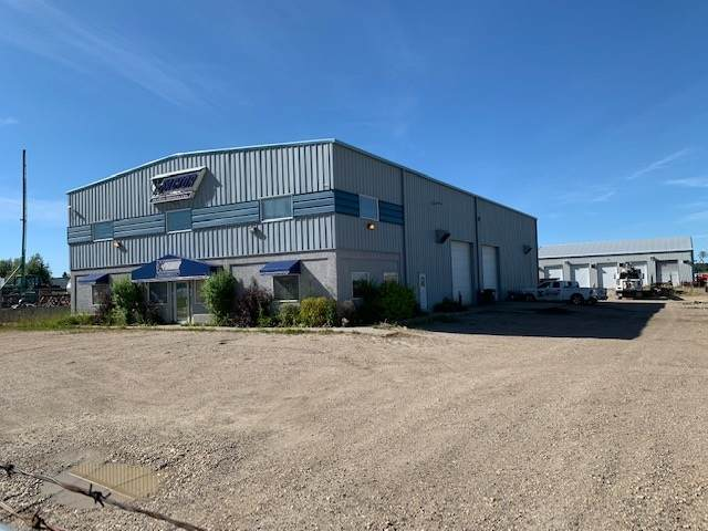 6306 52 AV, Rural Brazeau County, AB T7A 1N3 (#E4192845) :: The Foundry Real Estate Company
