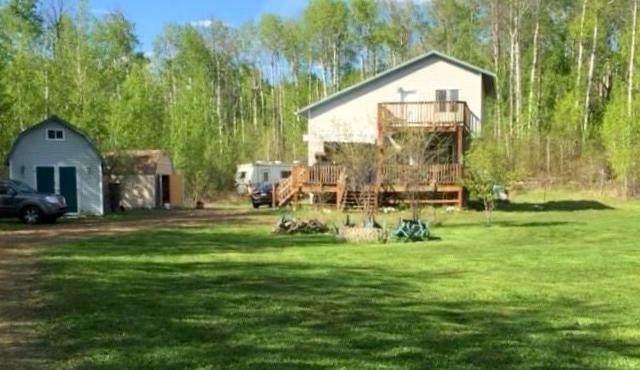 #347 Mons Lake Drive, Rural Smoky Lake County, AB T0A 3C0 (#E4195975) :: The Foundry Real Estate Company