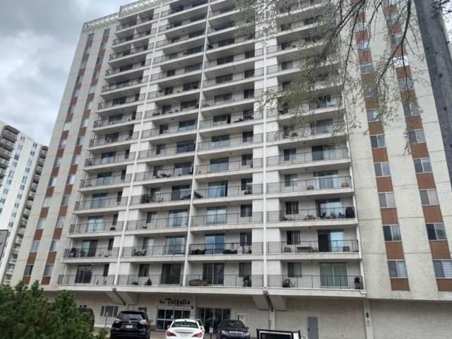 1008 11307 99 Avenue, Edmonton, AB T5K 0H2 (#E4196786) :: RE/MAX River City