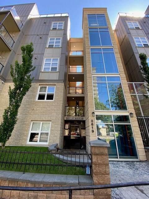 8619 111 Street Street, Edmonton, AB T6G 2W1 (#E4204531) :: Müve Team   RE/MAX Elite