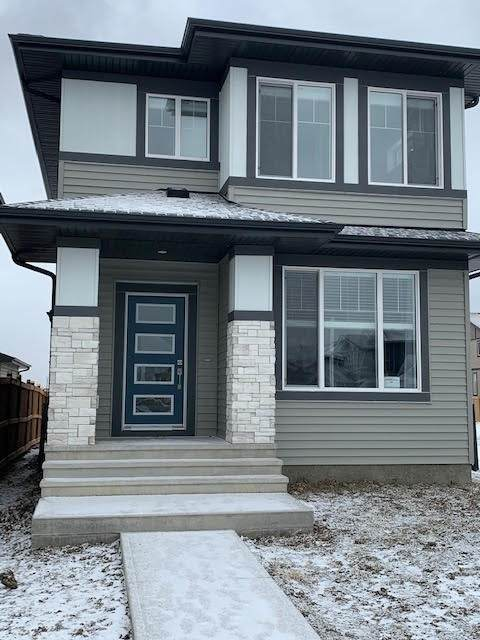 562 Lewis Greens Drive, Edmonton, AB T5T 7N3 (#E4218515) :: The Foundry Real Estate Company