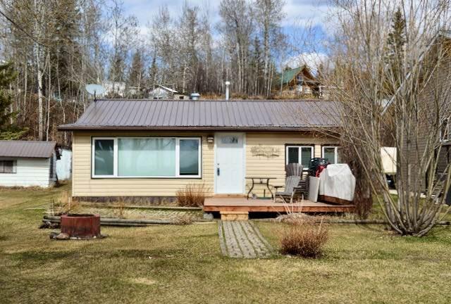 202 Oscar Wikstrom Drive, Rural Lac Ste. Anne County, AB T0E 0W0 (#E4225951) :: Initia Real Estate