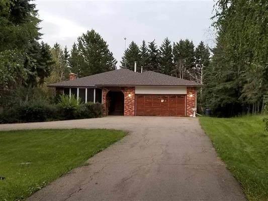 18981 18 ST NW, Edmonton, AB T5Y 6B9 (#E4228152) :: Initia Real Estate