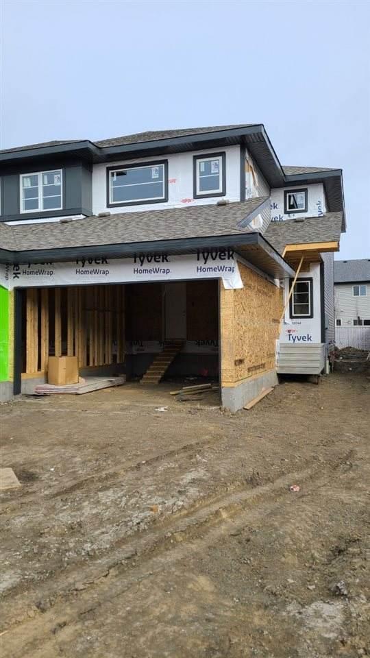 86 Meadowland Crescent, Spruce Grove, AB T7X 0P9 (#E4231176) :: Initia Real Estate