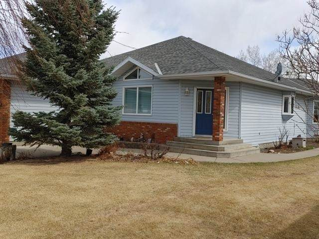 5315 45 Street, Viking, AB T0B 4N0 (#E4235978) :: Initia Real Estate