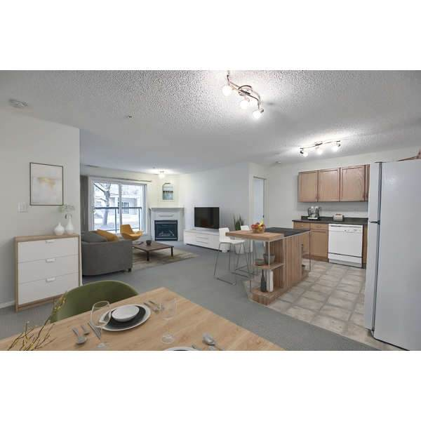 103 279 Suder Greens Drive, Edmonton, AB T5T 6X6 (#E4237527) :: Initia Real Estate