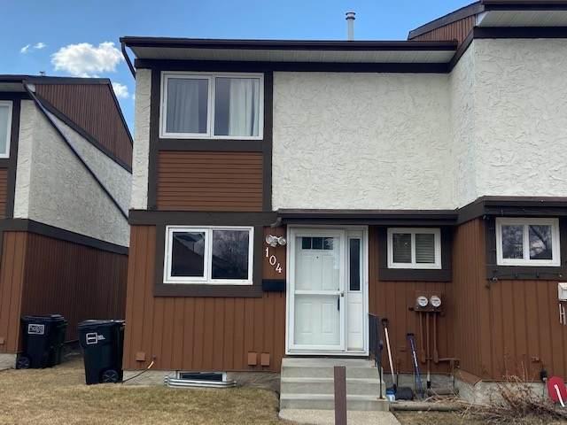 104 16725 106 Street, Edmonton, AB T5X 5G5 (#E4240117) :: Initia Real Estate