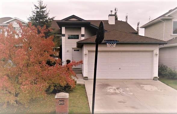 2815 41A Avenue NW, Edmonton, AB T6T 1M5 (#E4240665) :: Initia Real Estate