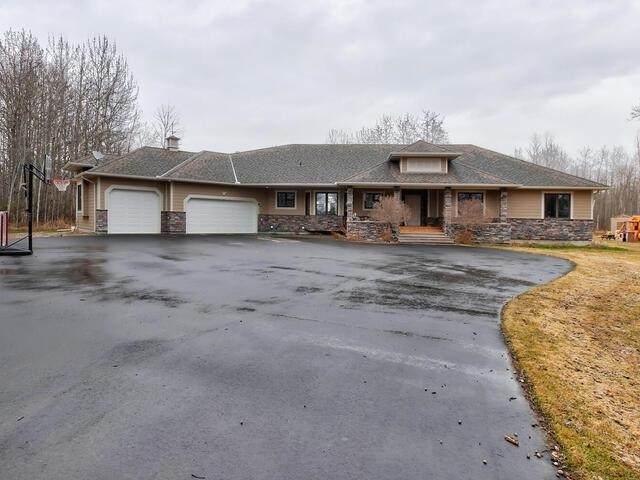 28 54113 RANGE ROAD 13, Rural Parkland County, AB T7Y 0J2 (#E4241216) :: Initia Real Estate