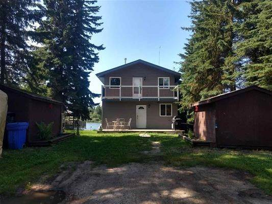 51 54114 Range Road 52, Rural Lac Ste. Anne County, AB T0E 0L0 (#E4248151) :: Initia Real Estate