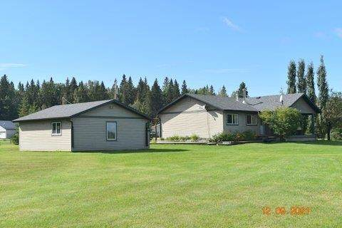 1 63065 TWP RD 464, Rural Wetaskiwin County, AB T0C 0T0 (#E4261098) :: The Foundry Real Estate Company