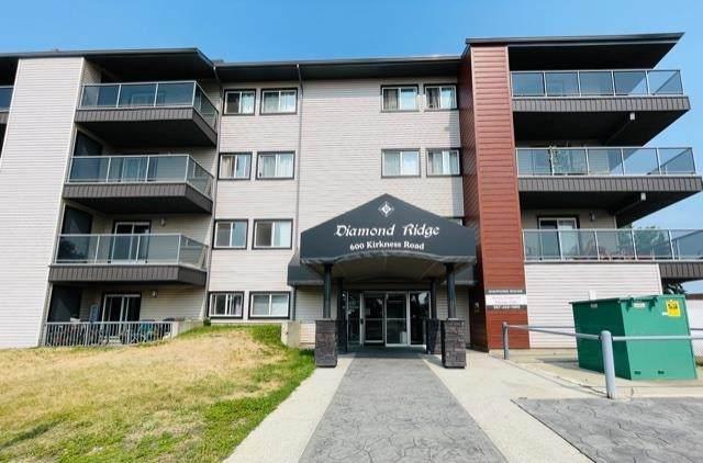 308 600 Kirkness Road, Edmonton, AB T5Y 2H5 (#E4265152) :: Initia Real Estate