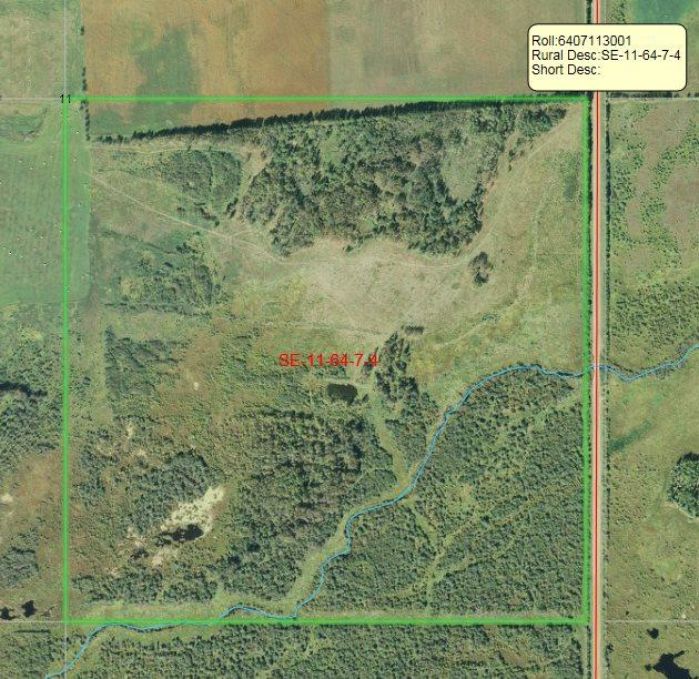 Twp Rd 641 & Rr 471, Rural Bonnyville M.D., AB T9N 2J6 (#E3429093) :: Initia Real Estate