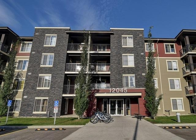 318 12045 22 Avenue SW, Edmonton, AB T6W 2Y2 (#E4142341) :: Müve Team | RE/MAX Elite