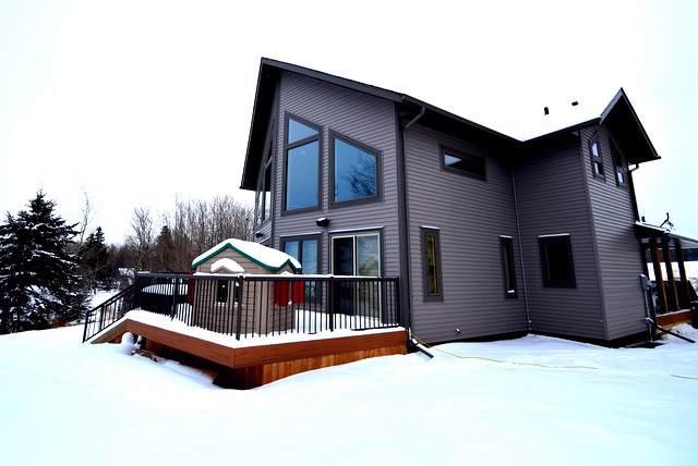 #113, 15156 Old Trail, Lac La Biche, AB T0A 2C2 (#E4178856) :: Initia Real Estate