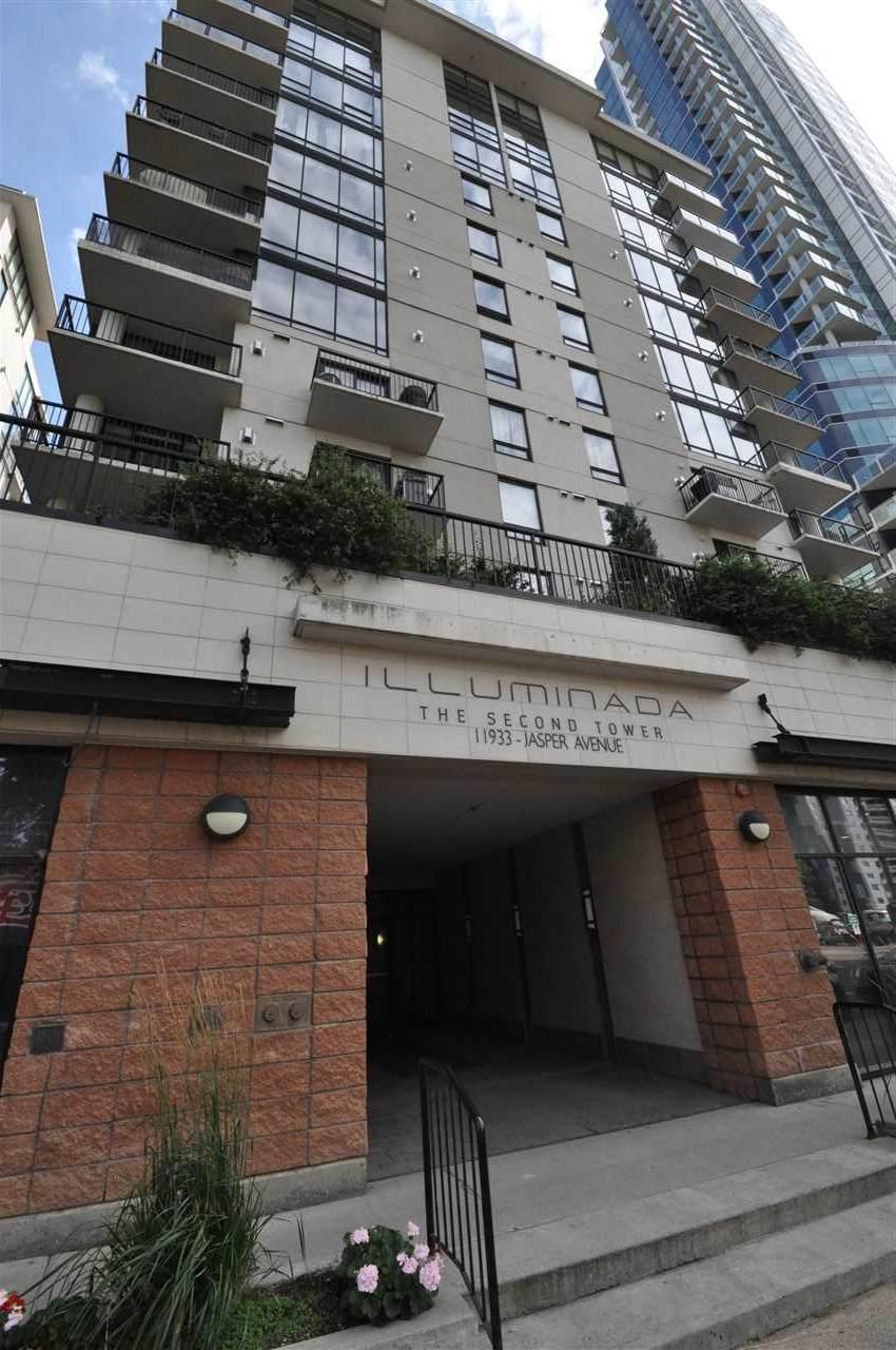 601 11933 Jasper Avenue - Photo 1