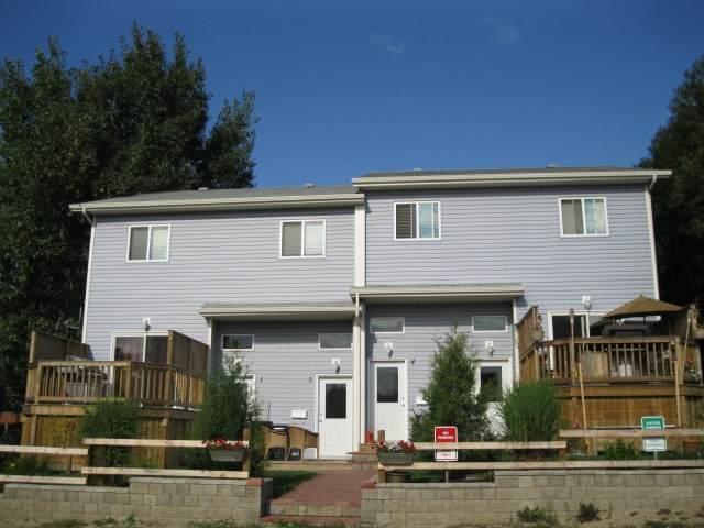1-4 5515 48 Street, Stony Plain, AB T7Z 1E3 (#E4228527) :: Initia Real Estate
