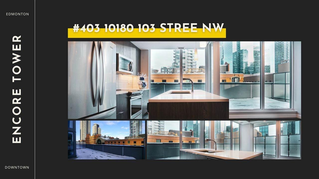 403 10180 103 Street - Photo 1