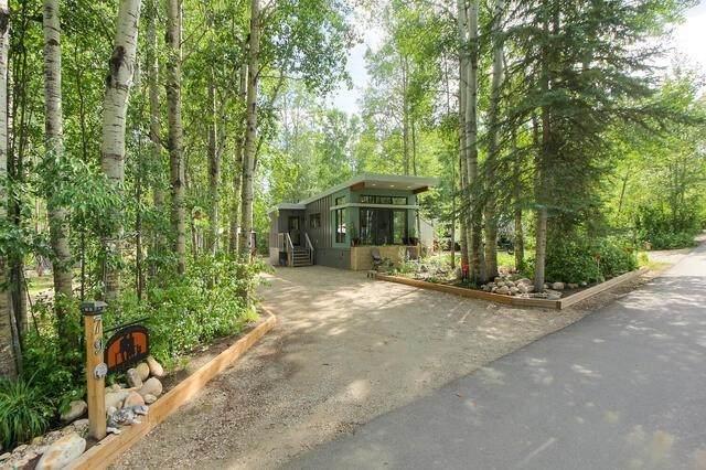 438 53509 RANGE ROAD 60, Rural Parkland County, AB T0E 1H0 (#E4257523) :: The Foundry Real Estate Company