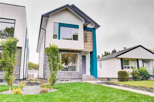 9278 77 Street, Edmonton, AB T6C 2M1 (#E4173172) :: Initia Real Estate