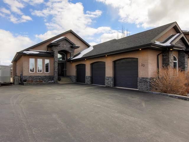 33 Briarwood Point(E), Stony Plain, AB T7Z 2Z2 (#E4154502) :: Initia Real Estate