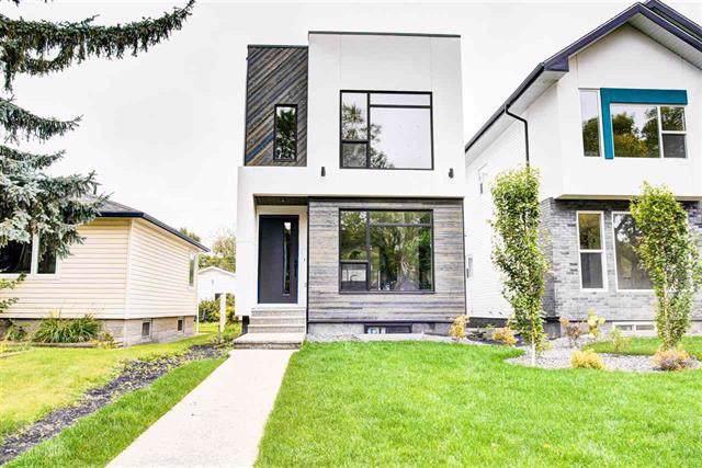 9276 77 Street, Edmonton, AB T6C 2M1 (#E4173176) :: Initia Real Estate