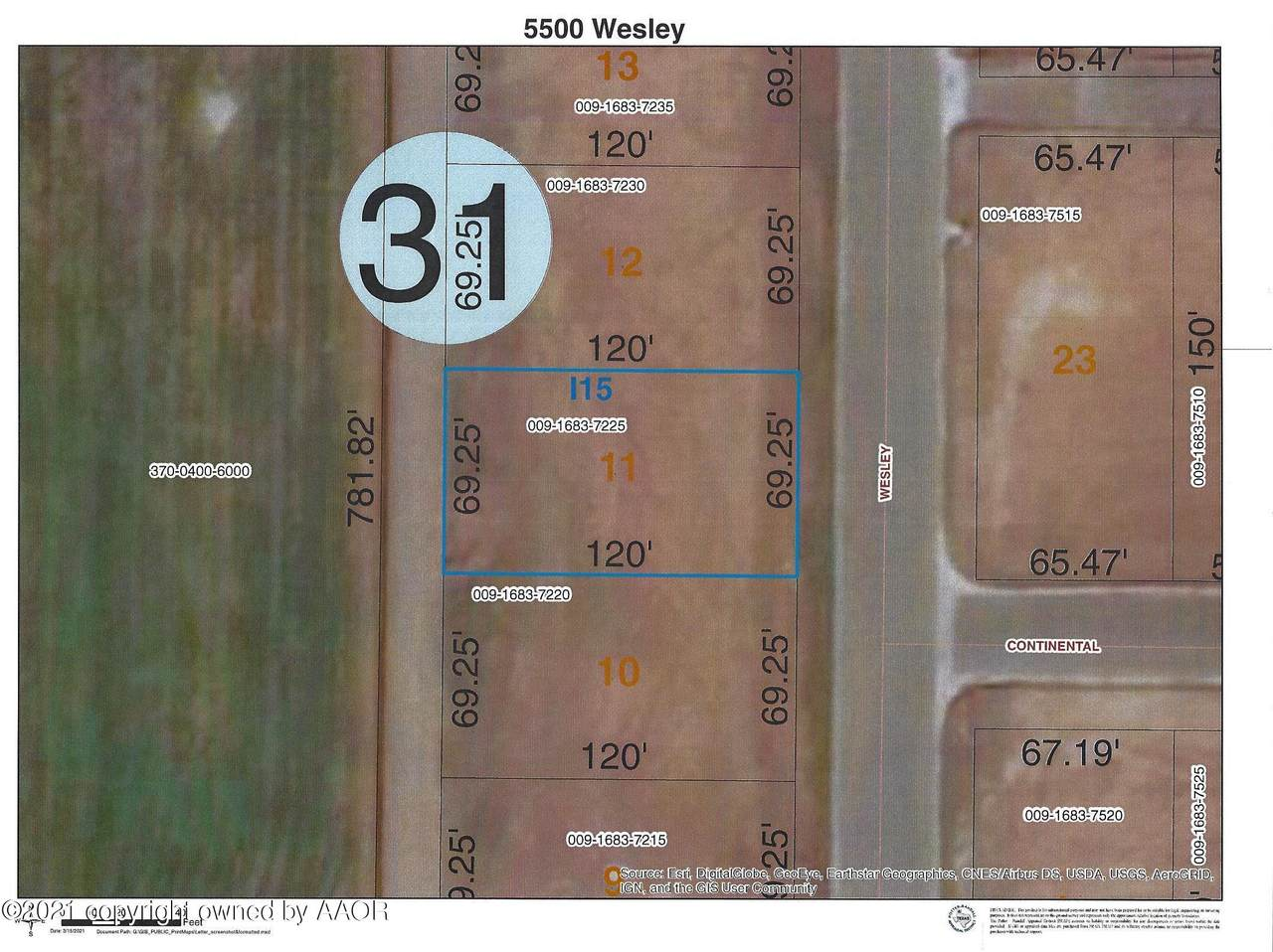 5500 Wesley Rd - Photo 1
