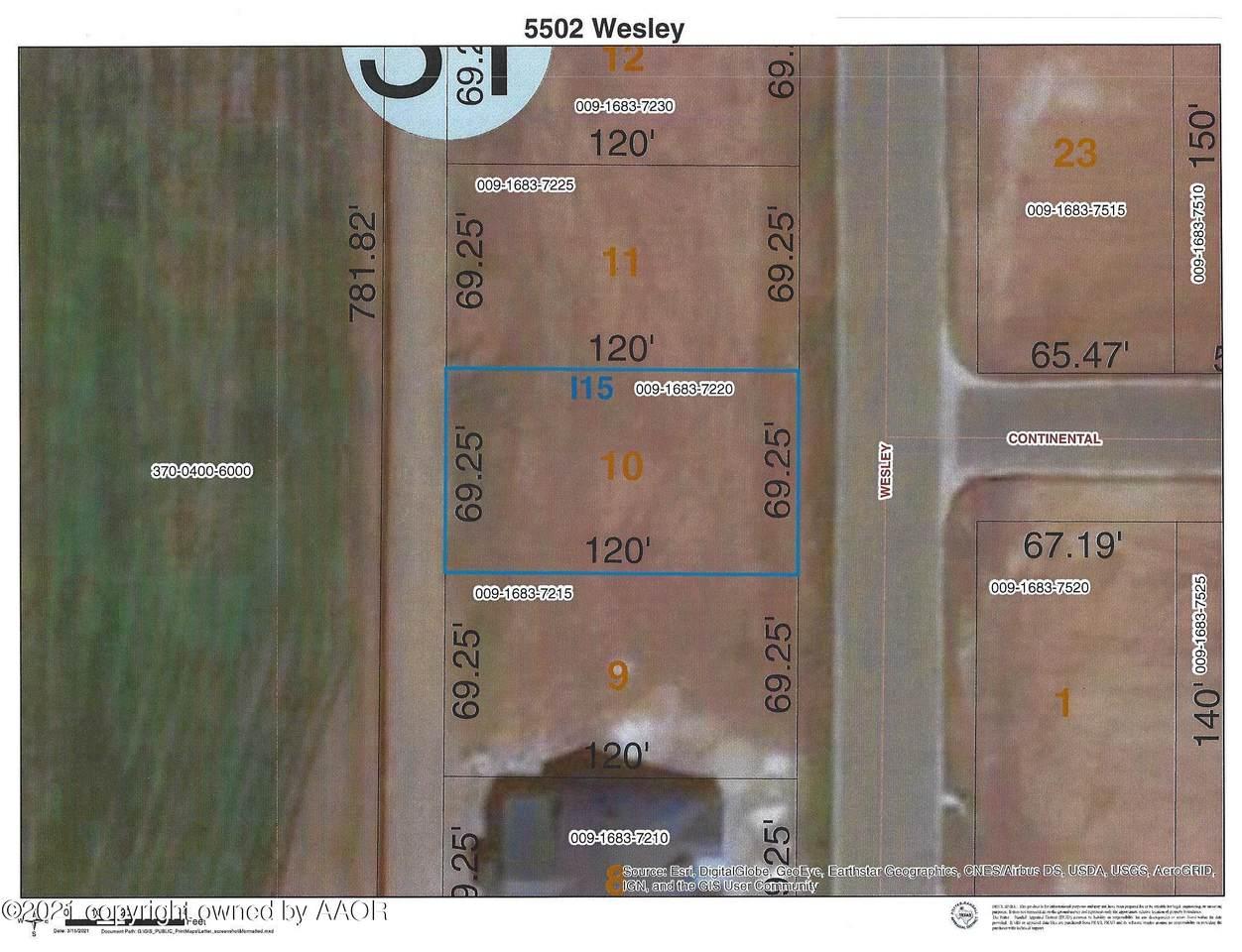 5502 Wesley Rd - Photo 1