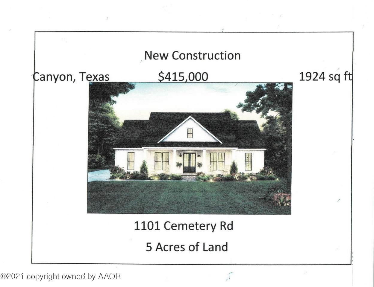 1101 Cemetery - Photo 1