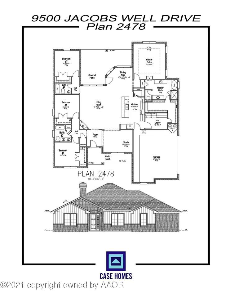 9500 Jacobs Well Dr - Photo 1
