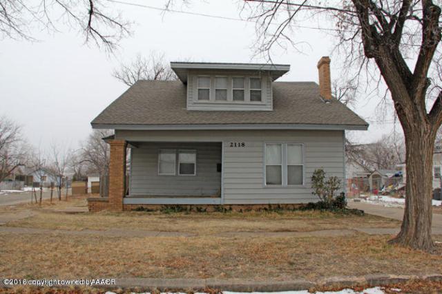 2118 Buchanan St, Amarillo, TX 79109 (#16-102192) :: Gillispie Land Group