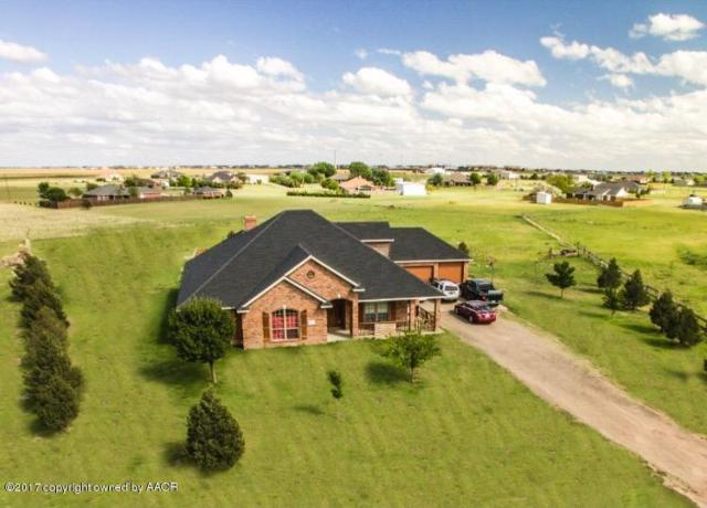 221 Hunter Trl, Amarillo, TX 79012 (#17-106915) :: Keller Williams Realty