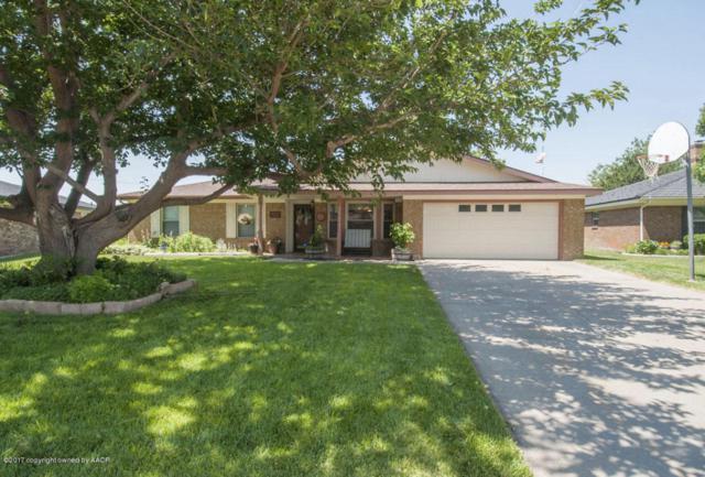 6409 Hatfield Cir, Amarillo, TX 79109 (#17-107024) :: Keller Williams Realty