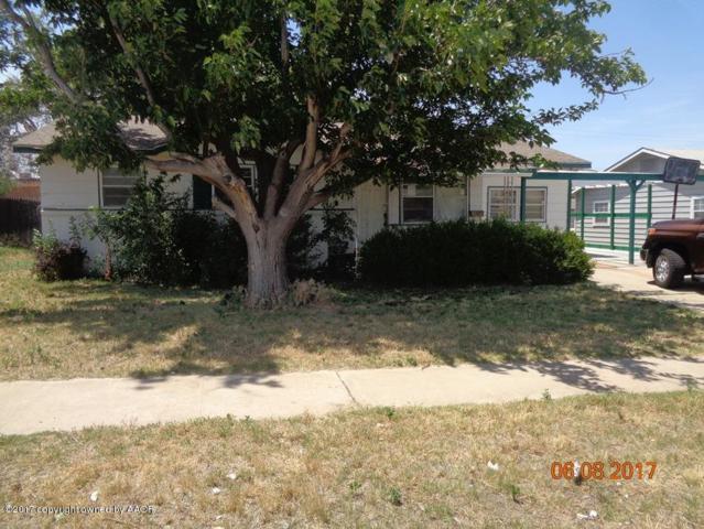 2905 Walnut St, Amarillo, TX 79107 (#17-107241) :: Edge Realty