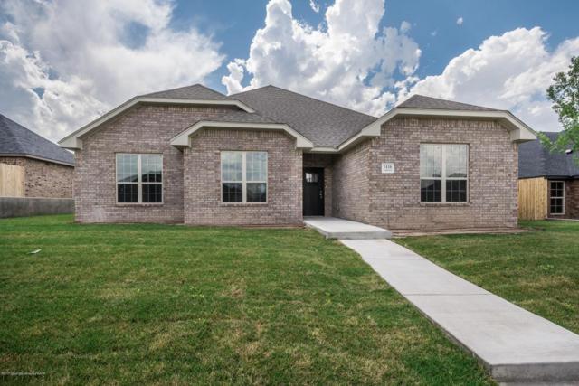 7416 Jacksonhole Dr, Amarillo, TX 79118 (#17-107264) :: Keller Williams Realty