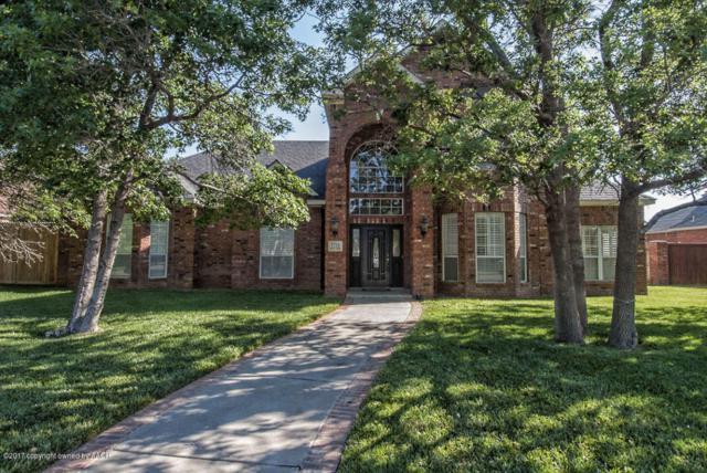 7714 Bent Tree Dr, Amarillo, TX 79121 (#17-107278) :: Keller Williams Realty