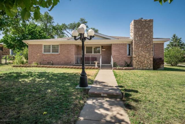 700 Rietman St, Amarillo, TX 79108 (#17-107295) :: Keller Williams Realty