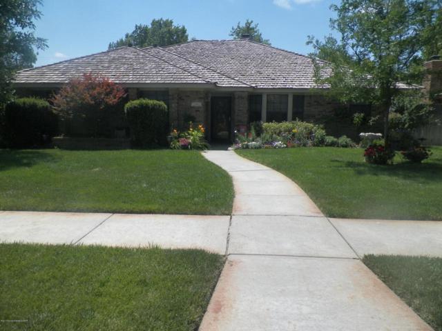 7201 Bayswater Rd, Amarillo, TX 79109 (#17-107463) :: Keller Williams Realty