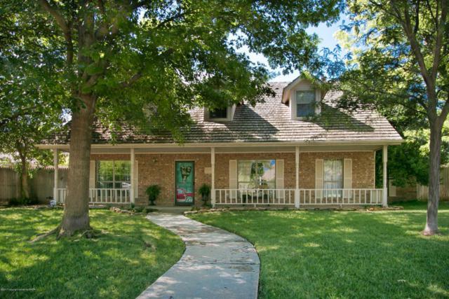 6501 Kingsbury Dr, Amarillo, TX 79109 (#17-107893) :: Keller Williams Realty