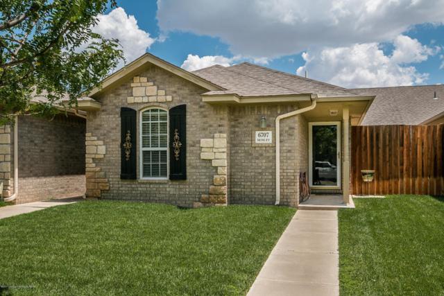 6707 Mosley St, Amarillo, TX 79119 (#17-107921) :: Keller Williams Realty