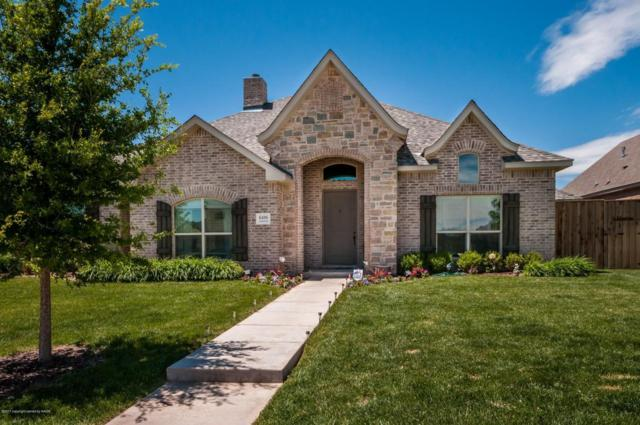 6406 Parkwood Pl, Amarillo, TX 79119 (#17-108230) :: Edge Realty
