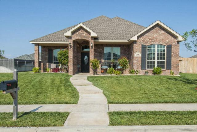 8106 Knoxville Dr, Amarillo, TX 79118 (#17-108292) :: Keller Williams Realty