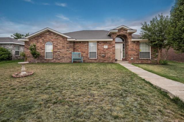 1117 Pikes Peak Dr, Amarillo, TX 79110 (#17-108327) :: Keller Williams Realty
