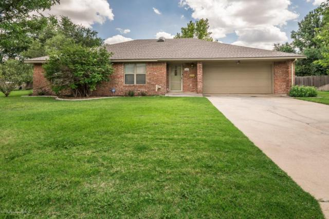 1404 Hillcrest Dr, Canyon, TX 79015 (#17-108567) :: Edge Realty