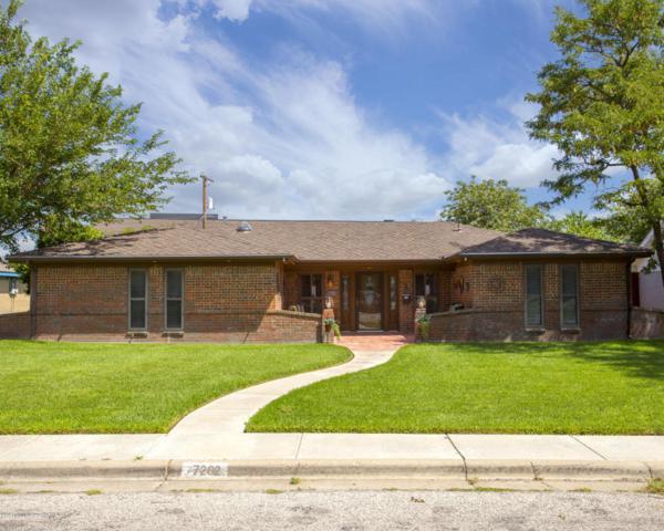 7202 Gainsborough Rd, Amarillo, TX 79106 (#17-108577) :: Keller Williams Realty